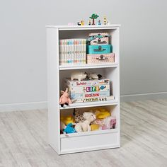 "Horizon Bookcase (48"" White)  