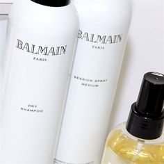 Lucky Cat Beauty > Session Spray Strong Balmain Hair, Dry Shampoo, Strong, Personal Care, Cat, Bottle, Beauty, Self Care, Personal Hygiene