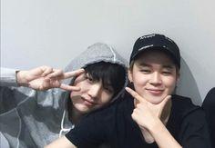 BTS suga and jimin
