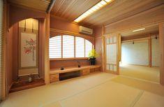 和室 Garage Doors, Bathtub, Bathroom, Outdoor Decor, Home Decor, Standing Bath, Washroom, Bathtubs, Decoration Home