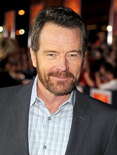 Bryan Cranston is such a sexy beast!