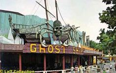 Ghost Ship caught fire back in the day