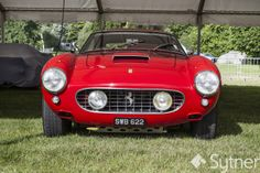 The Beautiful and Incredibly Rare Ferrari 250 GT SWB