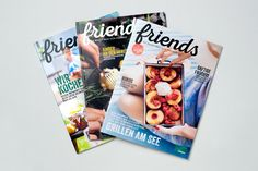 buerox-magazin-merkur-friends_04 Editorial Design, Co2 Neutral, Friends, Amigos, Boyfriends, True Friends