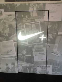 Addicted to Retail Presents: Nike Running concept store at Boxpark Mall in Shoreditch, London.