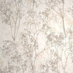 Rasch Deco Chic Wallpaper - Neutral