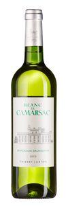 Blanc de Camarsac 2013: Enorm saftiger Eindruck mit reicher Zitronen- und Grapefruitfrucht. Hintergründige Kräuterwürze und mineralische Akzente. Feine Art.