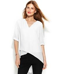 Alfani Roll-Tab-Sleeve Crossover Blouse. Get irresistible discounts up to 70% Off at Macys Australia using Coupon & Promo Codes.