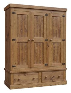 Handmade in the UK for What Not's, our Sherwood collection of rustic pine furniture will add a touch of tradition and character to any home.  Crafted using timber from sustainable forests, all items are made to order and as such can be customised...