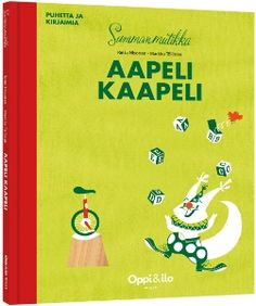 Oppi&ilo Aapeli Kaapeli -aapinen. 9,90 €