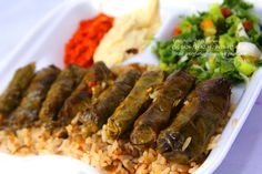 Comida Árabe / Arabic Food.