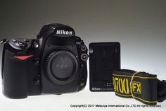 NIKON D700 Body 12.1 MP Digital Camera Excellent+ #Nikon