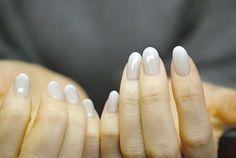 NAIL-COMMON: スモーキークオーツネイル/Smoky quartz nail