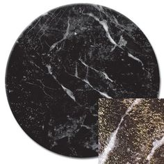 The Black Marble Tempered Glass Lazy Susan is made of durable tempered glass and has a black marble design for sophisticated 360 degree serving style. Susan Black, Decoupage, Lazy Susan, Glass Marbles, Serving Plates, Black Marble, So Little Time, Table Centerpieces, Stoneware