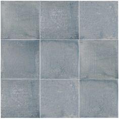 BuildDirect – Ceramic Wall Tile - Nottingham Collection – Dark Gray ...
