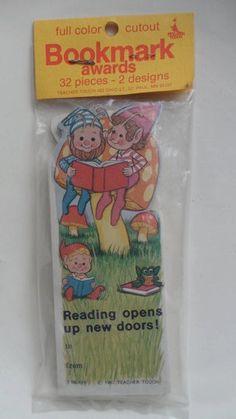 Bookmark Awards Teacher's Supply  1983  32 by ChicAvantGarde,