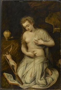 Magdalena Floris, Frans de Vrient (atribuit)