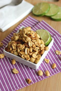 Savory garlic and tangy lime create a delicious flavor fit to satisfy any salty snack food craving.