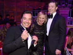 Jimmy Fallon Amy Poehler Justin Timberlake Time