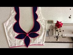 Simple Blouse Designs, Silk Saree Blouse Designs, Blouse Neck Designs, Silk Sarees, Blouse Models, Stitching, Videos, Youtube, Top