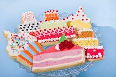 Imagem: Cake Mania            Uma novidade especial para os leitores do nosso blog. Uma receita de biscoitos que servem para ser deco...