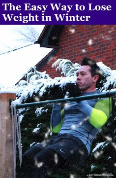The Easy Way to Lose Weight — Cold Therapy #betterforit #weightloss #justdoit http://busyparentfitness.com/the-easy-way-to-lose-weight-in-winter #justdoit #betterforit #outdoor #bodyweight #weightloss #loseweight #calisthenics