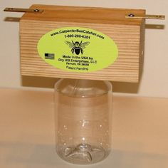 Image Result For Carpenter Bee Traps