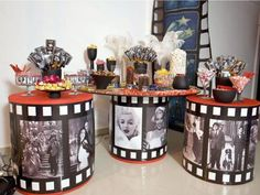 bolo festa cinema - Google Search