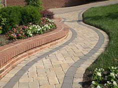 Walkways Pavers Patio Design Ideas