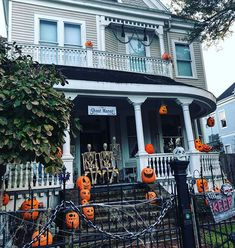 One of the many things I love about New Orleans is the way she celebrates Halloween! New Orleans, Street, Halloween, Walkway, Spooky Halloween