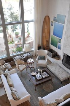 Interior Design on Pinterest   Surfboard Surf and Beach Houses