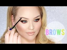 Invisi-Brows? No Problem. Here's How To Get Sculpted Yet Natural-Looking Brows
