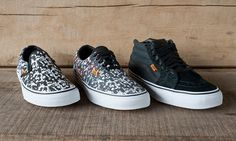 """#Vans Syndicate x #Civilist """"S"""" Collection #sneakers"""