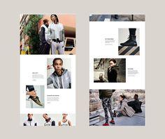 NikeWomen — Website