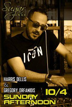 DJ Harris Dellis & Gregory Orfanidis @ Sugar Lounge στη Βέροια ! ! !