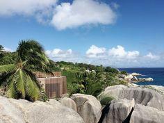 Places I love: Six Senses Zil Pasyon mit neuem Luxus-Spa, Seychellen Spa Villa, Infinity Pool, Wellness Spa, Yoga, Places, Seychelles, Maldives, Lighted Trees, Villas
