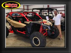 Thank you Kose Knott from Eight Mile AL for getting a 2017 Can-Am Maverick X3 Xrs #canam