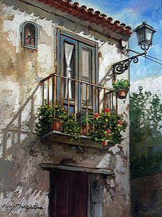Balcone Felice Francesco Mangialardi