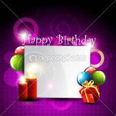 Buon Compleanno — Vettoriali Stock © pinnacleanimate #5472762
