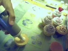 frosting tips - cupcake soap whipping melt and pour