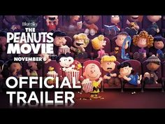 The Peanuts Movie Preview Trailer