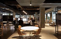 Melbourne Studio by Woods Bagot Architects | Yellowtrace