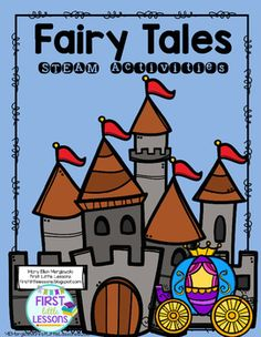 Browse over 360 educational resources created by First Little Lessons in the official Teachers Pay Teachers store. Fairy Tale Activities, Activities For Boys, Steam Activities, Fairy Tale Crafts, Fairy Tale Theme, Fractured Fairy Tales, Fairy Tales Unit, Legends And Myths, Interactive Stories