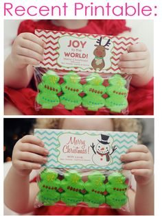 Peep gifts for any holiday, just print your own labels on card stock, use snack baggies..voila!