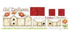 Star Feather Farm: Another Birdhouse