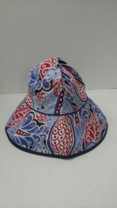 cheap for discount ce5a5 28266 Extra Off Coupon So Cheap Vera Bradley Crusher Hat Seaside