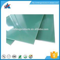 epoxi level fiberglass laminate thermosetting electronic insulation material FR-4 / G10 /G11