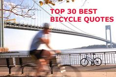 best bicycling quotes