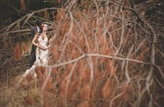 Mexico Wedding in the Woods: Sara + Max