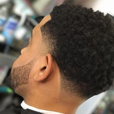 Temple Fade Haircuts http://www.menshairstyletrends.com/temple-fade-haircuts/ #menshairstyles #menshaircuts #hairstylesformen #haircuts #menshairstyles2017 #fades #fadehaircuts #templefade